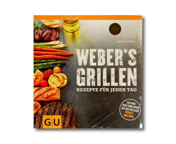Grillbuch: Weber's Grillen - Rezepte für jeden Tag