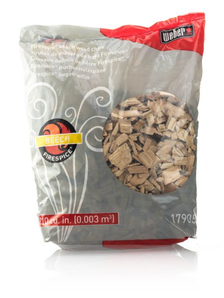 Weber 17905 Räucherchips Buche, 1360 gramm