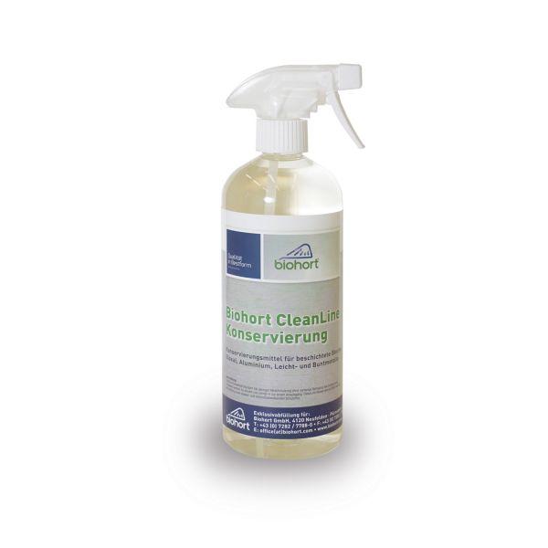 Biohort Cleanline Konservierung 750 ml Sprühflasche