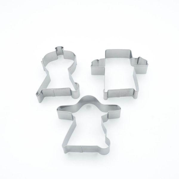 Weber Ausstechformen mit Grillmotiven inkl. Rezeptheft