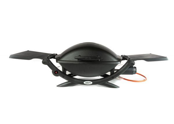 Weber Q 2000 Gasgrill Black Edition
