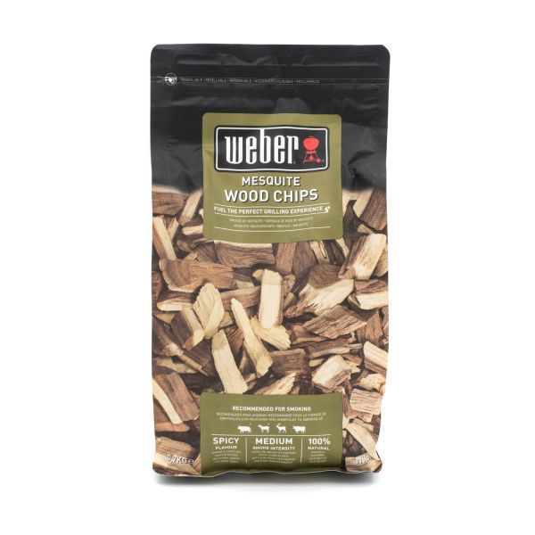 Weber Räucherchips Mesquite, 700g