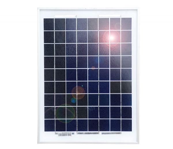 horizont monokristallines Solarmodul 10 W