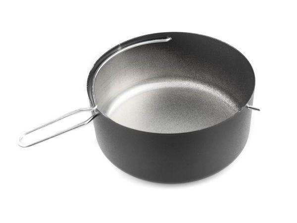 Weber Ersatzteil Aschebehälter/Aschetopf schwarz für One Touch 57 cm