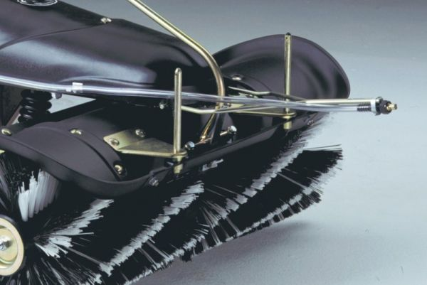 Tielbürger Wassersprüheinrichtug für Kehrmaschinen