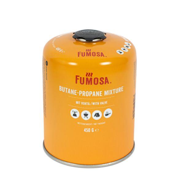 FUMOSA Gaskartusche für Q100/1000-Serien, Performer & Go Anywhere, 450g