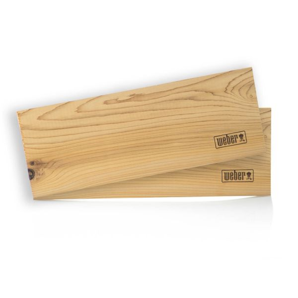 Weber Fire Spice Planks 2er Pack (17302)