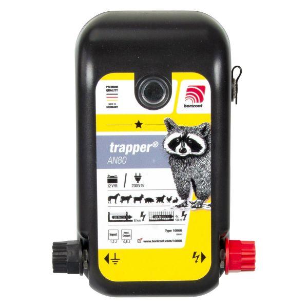 horizont trapper AN80 Weidezaungerät (ehem. trapper AN12)