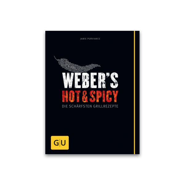 Grillbuch: Weber's Hot & Spicy