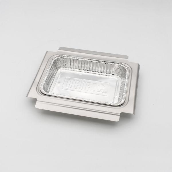 Weber Ersatzteil Tropfschalenhalterung für Q100/Q120 & Q1000/Q1200 & Q140/Q1400