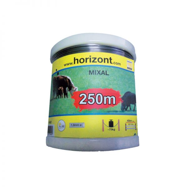horizont Mixal Draht Ø 2,5mm (250m)