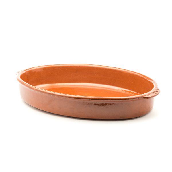 Mediterrane Keramikform »Tapsi« oval