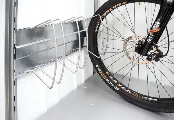 Biohort Fahrradständer-Set bikeHolder für StoreMax inkl. Regalsteher