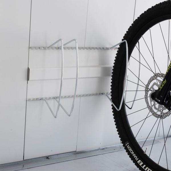 Biohort BikeHolder Fahrradständer für Gerätehaus Neo