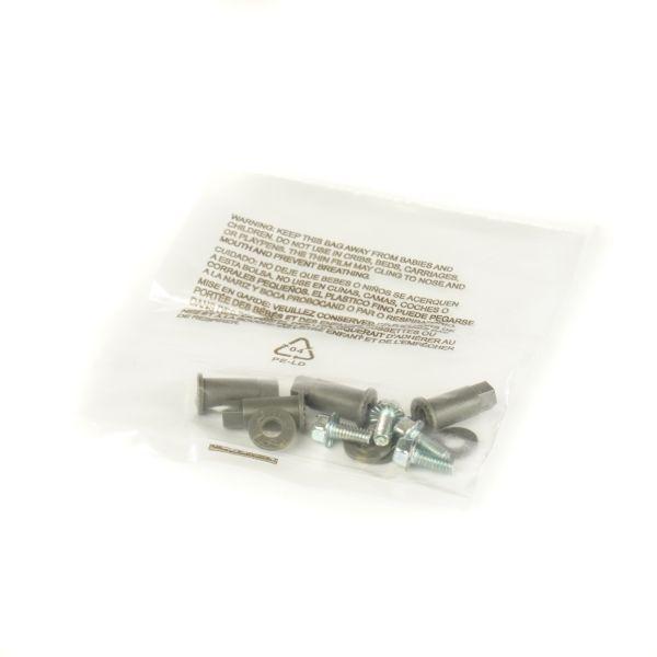 Weber Ersatzteil Blenden-Schraubensatz für Spirit 200-/300-Serie