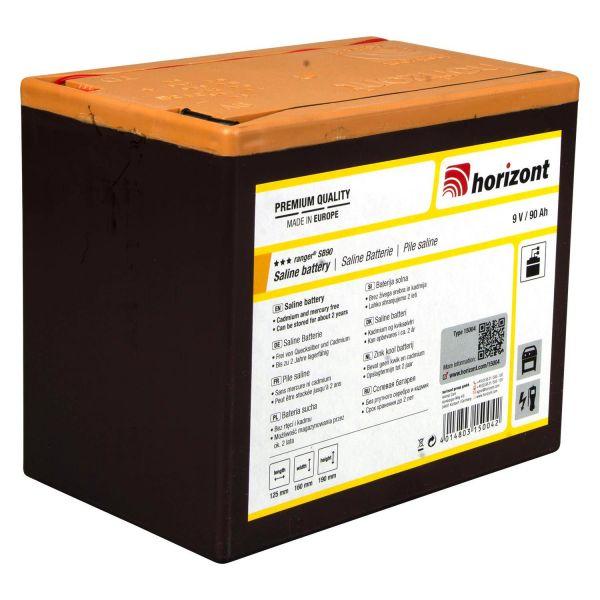 horizont RANGER SB 9 V Zink/Kohle Trockenbatterie