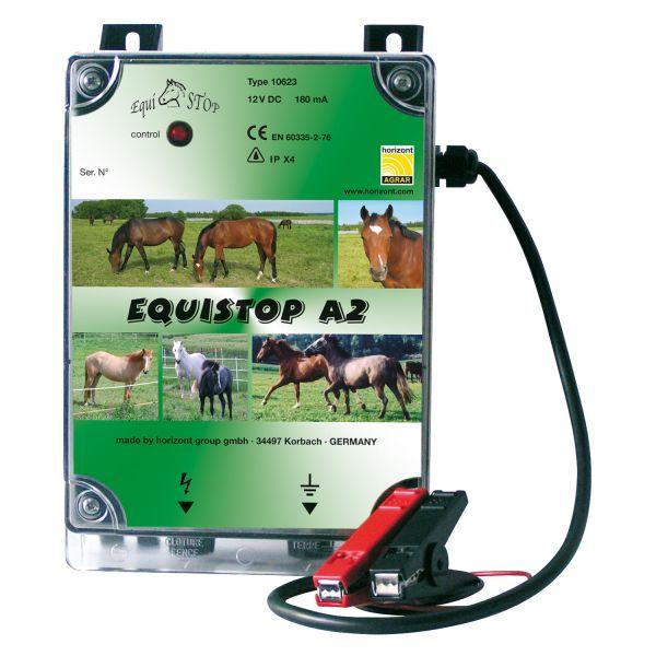 horizont equiSTOP A2 Weidezaungerät für Pferde