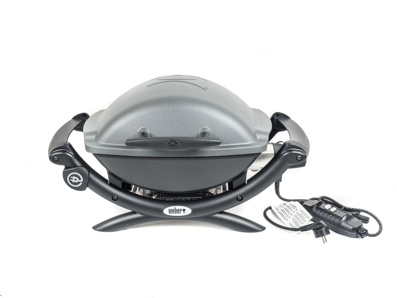 Weber Elektrogrill Q 1400 Dark Grey 52020079