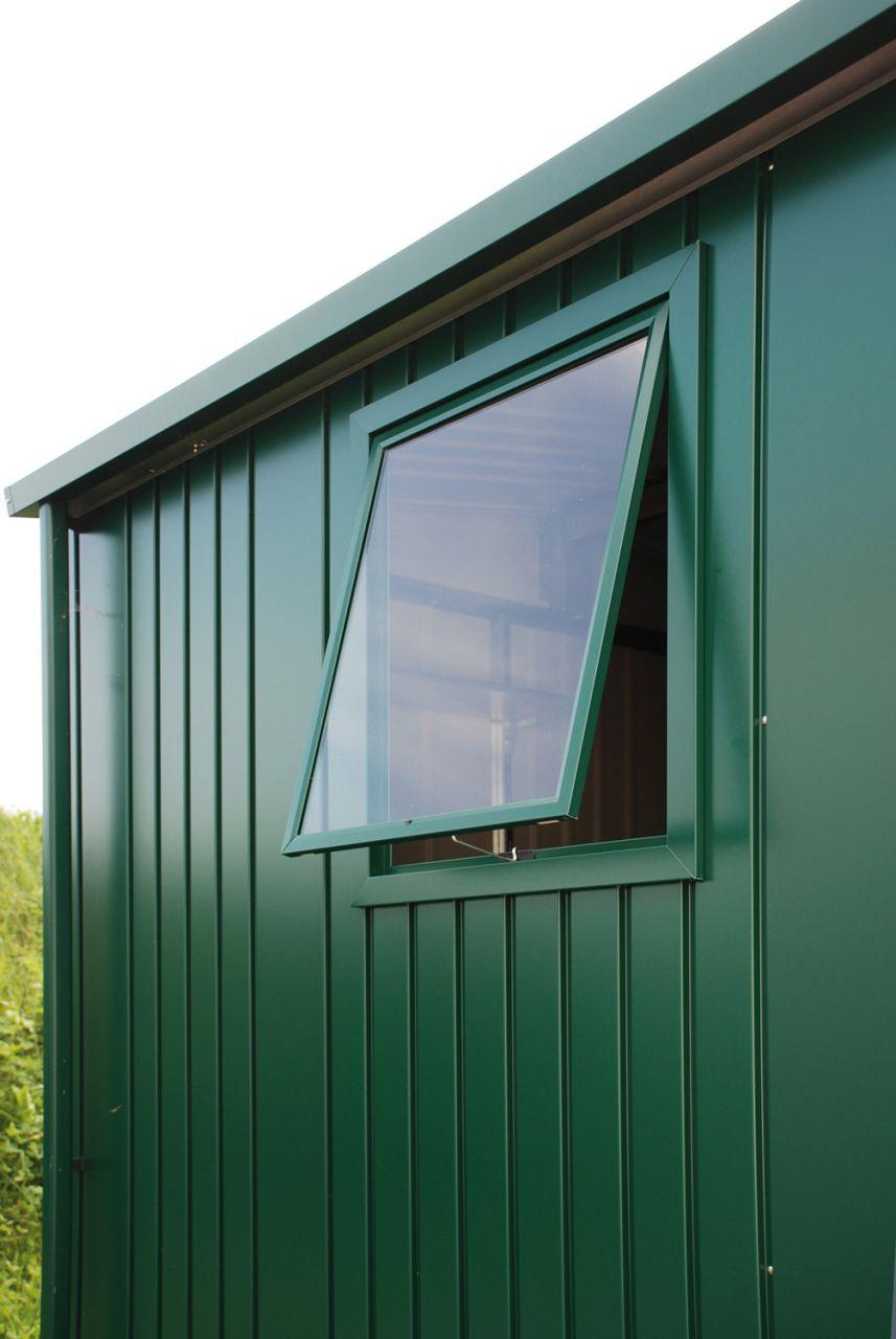 Biohort Fensterelement für Gerätehaus Europa quarzgrau-metallic 43080
