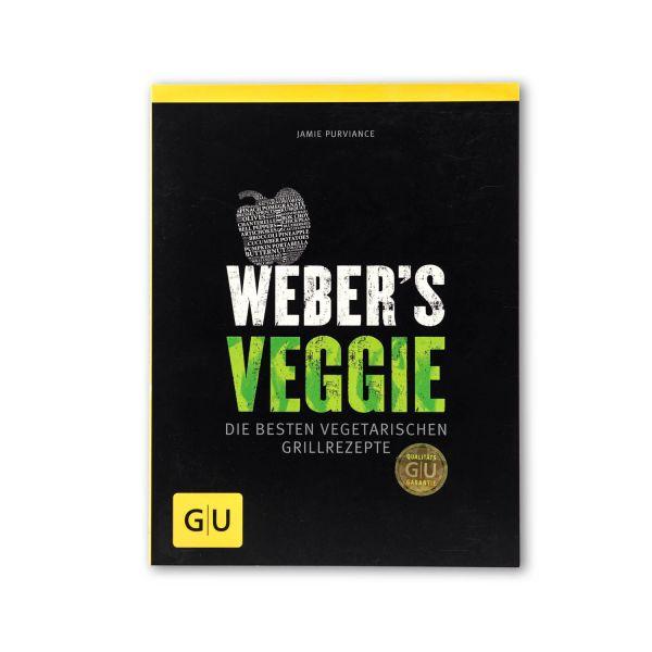 Grillbuch: Weber's Veggie - die besten vegetarischen Grillrezepte