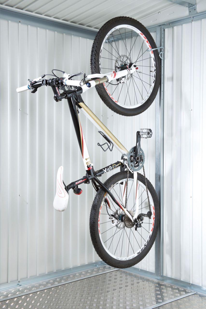 Biohort Fahrradaufhängung BikeMax für Gerätehaus Europa 1-Stück-Packung
