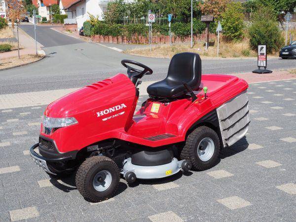 Honda Rasentraktor HF 2417 HM (Vorführmodell)