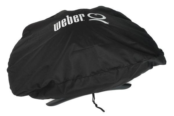 Weber 7117 Abdeckhaube Premium für Q 100-/1000-Serie