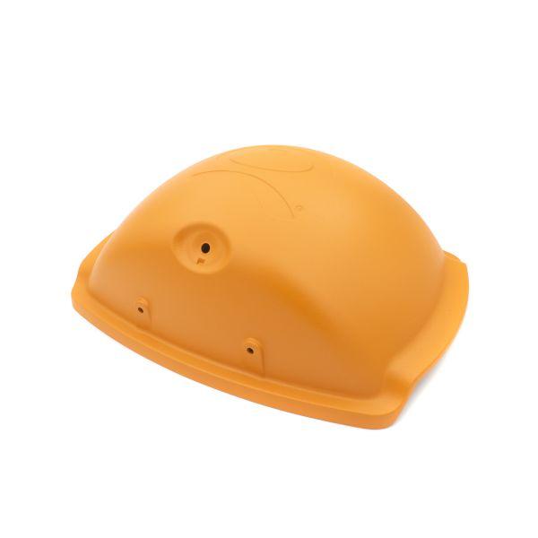 Weber Ersatzteil Deckel für Q1200 Limited Orange Edition (passt mit ovalem Thermometer auch auf Q100