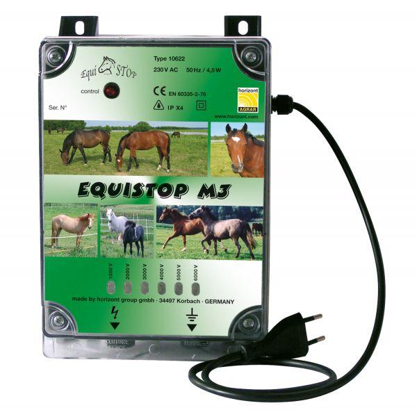 horizont equiSTOP M3 VCS Weidezaungerät für Pferde