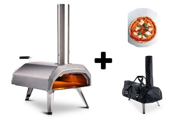 Ooni Karu 12 Pizzaofen Starterkit