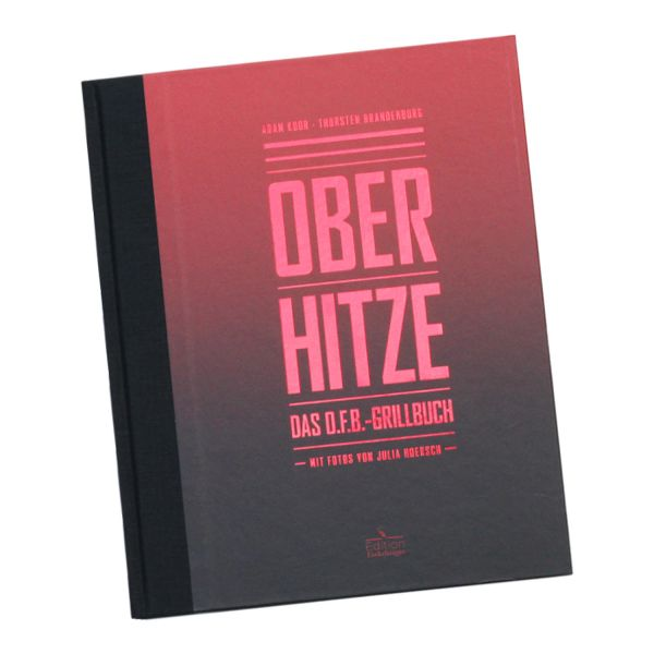 Otto Wilde Oberhitze Grillbuch