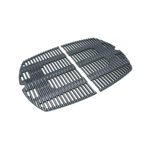 weber 7584 grillrost f r q300 q3000 serie gusseisen emailliert jetzt 7646 alte. Black Bedroom Furniture Sets. Home Design Ideas