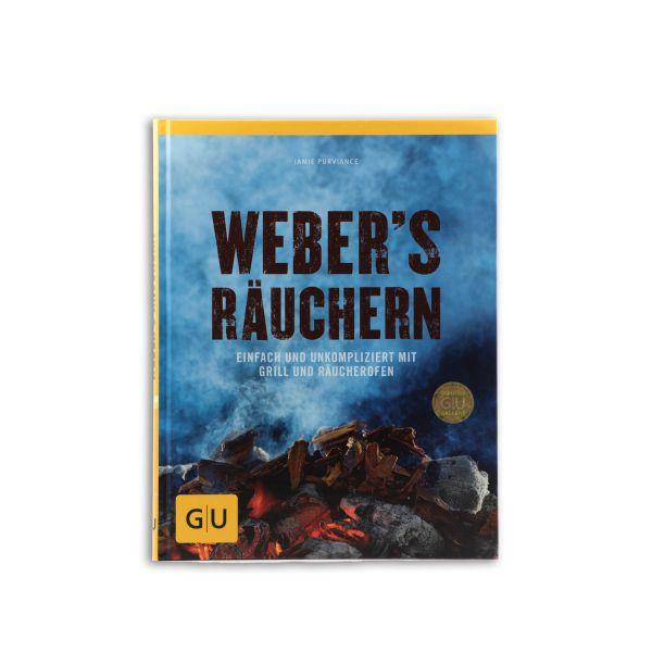 Grillbuch: Weber's Räuchern