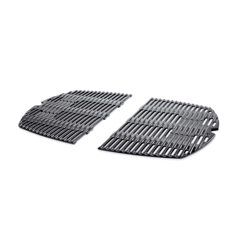 weber gusseisen grillrost 7584 f r q300 q320 ebay. Black Bedroom Furniture Sets. Home Design Ideas