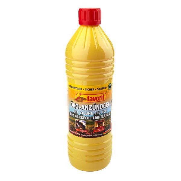 Favorit Öko-Anzündpaste (1 Liter)