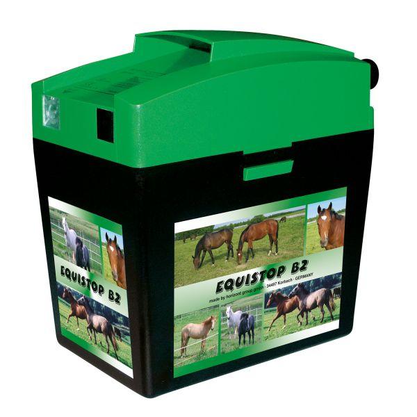 horizont equiSTOP B2 Weidezaungerät für Pferde