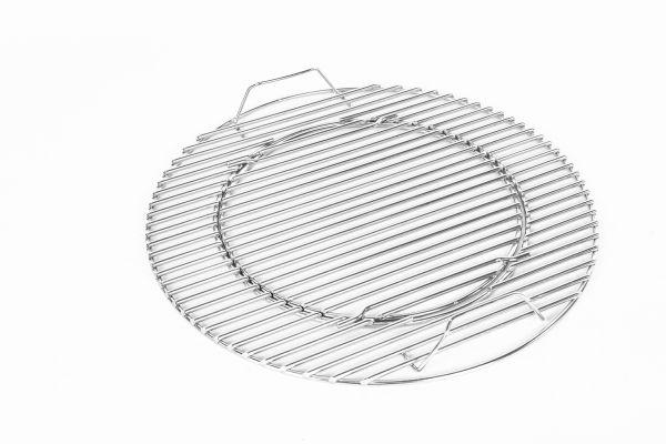 Weber GBS Edelstahl-Grillrost für Holzkohlegrills mit 47cm