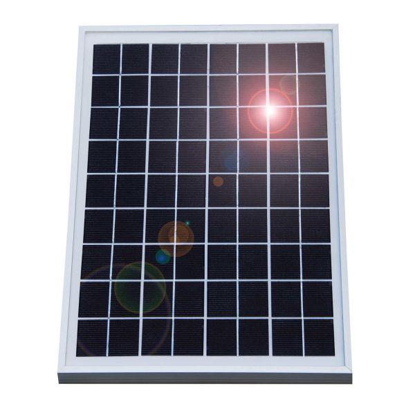 horizont monokristallines Solarmodul 15 W