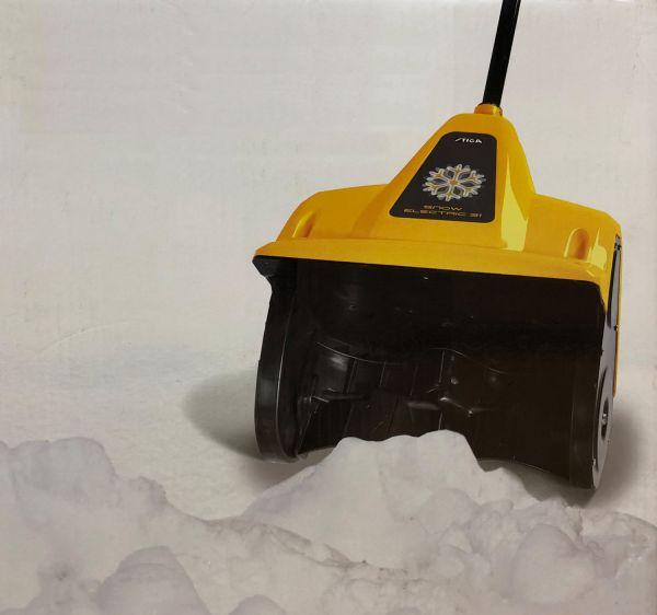 Stiga elektrische Schneeschaufel - Snow Electric 31