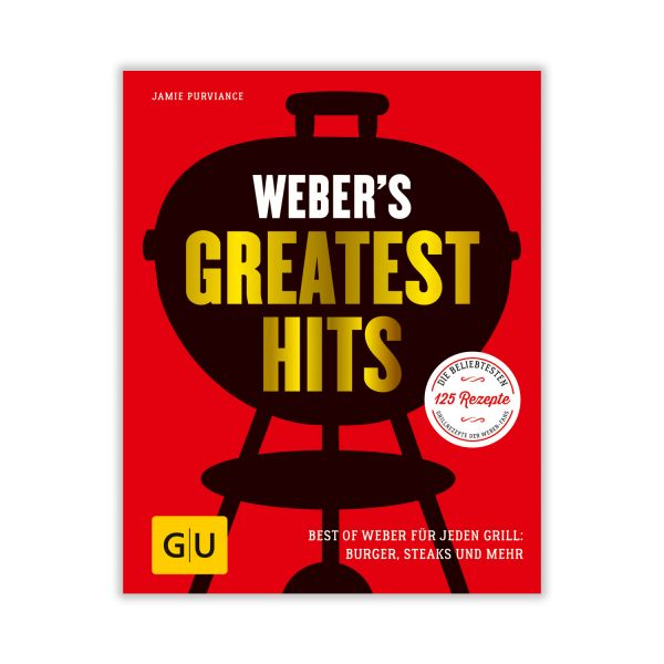 Grillbuch: Weber's Greatest Hits