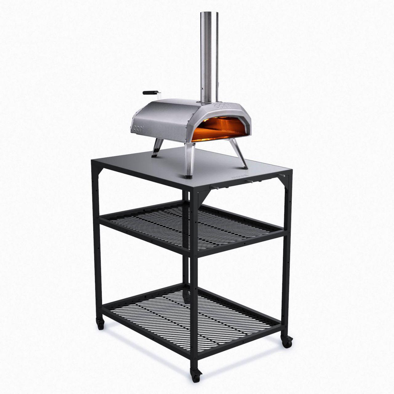 Ooni Pizzaofentisch länglich UU-P09700