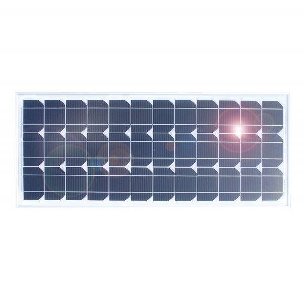 horizont monokristallines Solarmodul 50 W