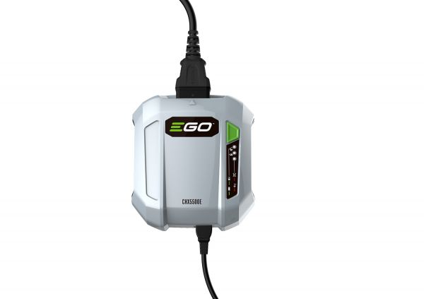 EGO CHX5500E Ladegerät für PRO-Serie, zwei Ladeprozesse (Schnell- und Standardladeprozess)