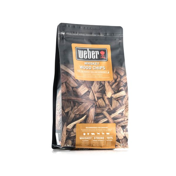 Weber Räucherchips Whiskey, 700g