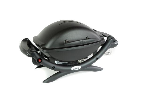 Weber Q 1000 Gasgrill Black Edition