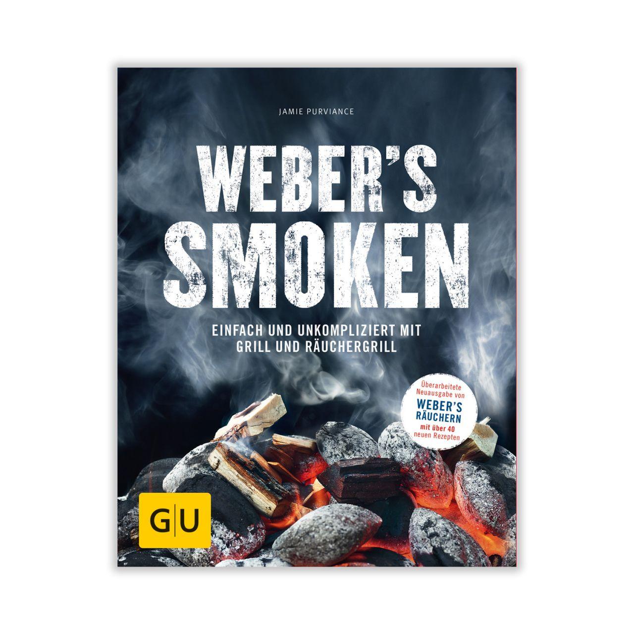 Grillbuch Webers Smoken 978-3-8338-5994-6
