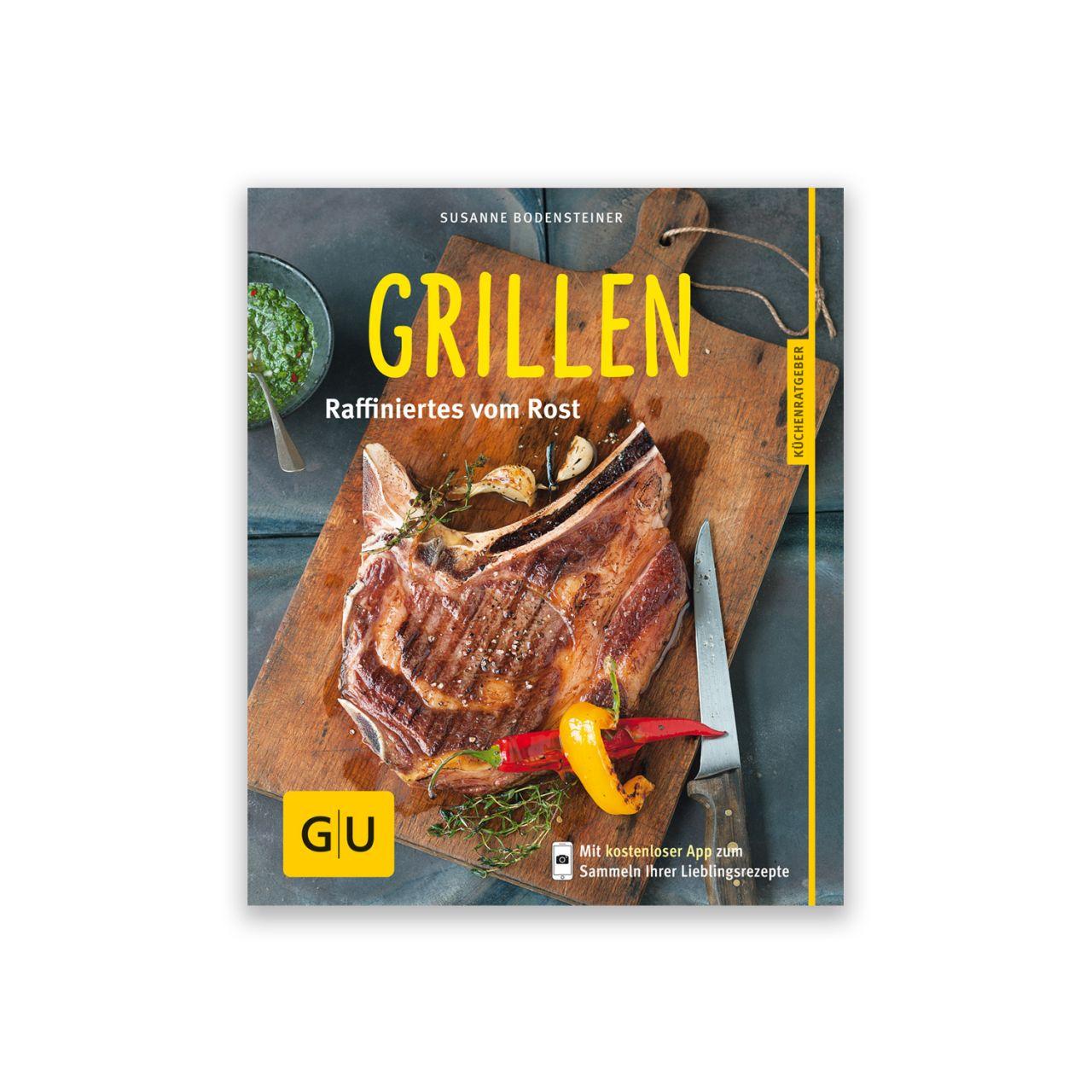 GU Grillen raffinierte Rezepte für jeden Grill 978-3-8338-3770-8
