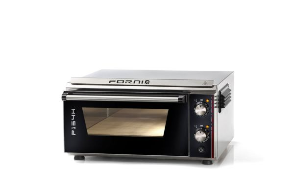 EFFEUNO P134H 509 Elektro Pizzaofen, inkl. Biscotto-Pizzastein - Modell 2021