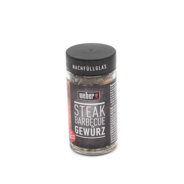 Weber Nachfüllglas Steak Barbecue, 28g (8090)