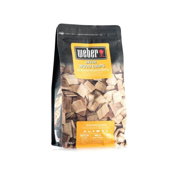 Weber Räucherchips Buche, 700g